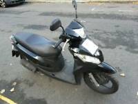 Honda vision nsc 110 very good condition only 1299