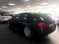 "BMW 520d M SPORT AUTO 19""ALLOYS"