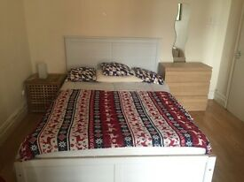 Cozy double room close to Liverpool Street