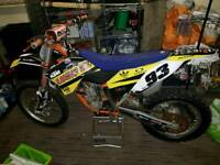 Ktm sxf 250 2010