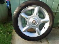 Mini One/Cooper wheel