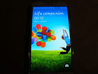 Samaung Galaxy S4 GT -I9505 16GB WHITE MINT CONDITION