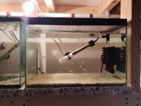 Fish tanks etc