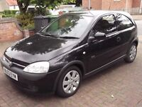 Vauxhall Corsa sxi 1.2 3door