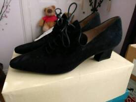 NEXT suede leather shoes Size 5