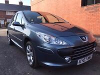 PEUGEOT 307 1.6 DIESEL HDI LONG MOT NEW TURBO