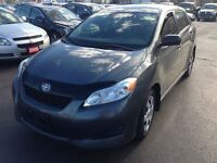 2010 Toyota Matrix 1.8L 123K FREE DELIVERY