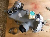 Bosch dishwasher heater unit 00491756