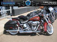 2014 Harley Davidson CVO Softail Deluxe