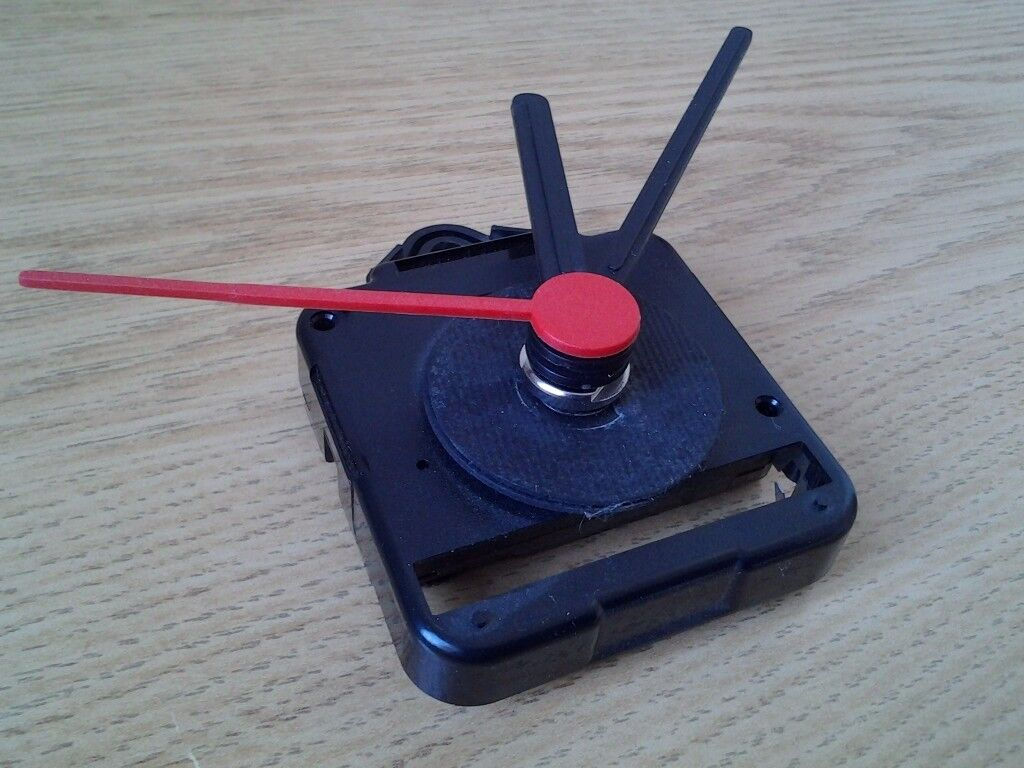 Battery Powered Clock Mechanism