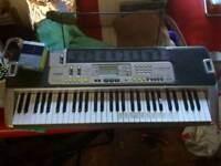 CASIO LK-200s keyboard