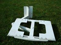 Wall mounted TV stand/bracket