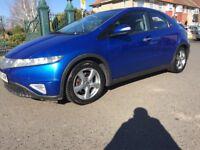 Honda civic 2.2 diesel 07plate