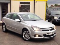 BARGAIN 2007 VAUXHALL ASTRA DIESEL SERVICE HISTORY//HPI CLEAR