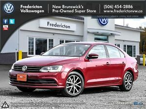 2016 Volkswagen Jetta Comfortline 1.4T 6sp at w/Tip (Prod End 11