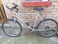 Marlboro Fuego mtb bicycle 21 inch frame 21 speed grip shift mountain bike