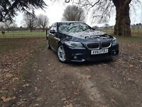2014 BMW 530d M Sports Top Spec Fully Loaded In Immaculate Condition