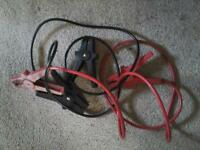CAR JUMP LEADS GOOD CONDITION £ 5 NO TEXTS