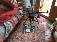 D J I Speading Wings S900 Pro Aerial photography UAV