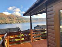 💥STUNNING 3 BEDROOM LODGE FOR SALE WEST COAST OF SCOTLAND💥
