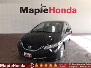 2014 Honda Civic LX| Power Group, Bluetooth, AUX, USB!