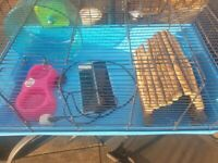 hamster / pet cage