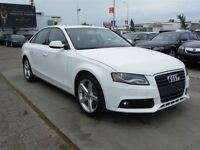 2011 Audi A4 2.0T Premium AWD/LEATHER/SUNROOF/LOW KMS!!