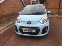 Citroen C1 1.0L 13reg 54000miles.one lady owner from new