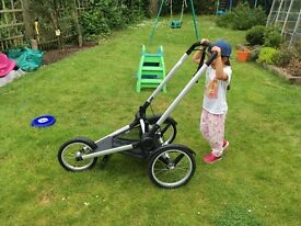 Bugaboo Runner Chassis - lightly used, Great Condition, for all Bugaboo's