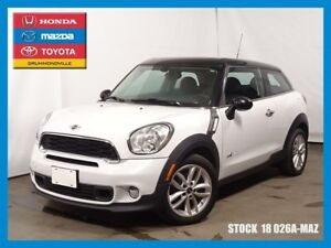 2014 MINI Cooper Paceman Cooper S/AUTOMATIQUE/+CUIR+TOIT PANO+AW