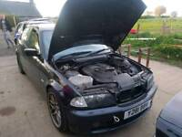Bmw e46 330d. Need injectors. Spares or repairs
