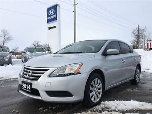 2014 Nissan Sentra 1.8 SV No accidents One owner!