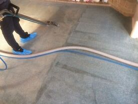 Commercial and residential carpet and upholstery cleaning