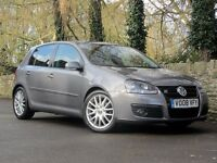 Volkswagen GOLF (MK5) 2.0 GT TDI SPORT 140 / 2008 / Only 2 Previous Owners