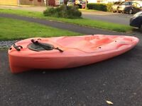 Double Sit-on Kayak Good Condition***Quick Sale