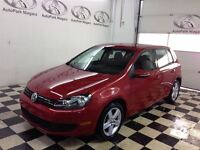 2012 Volkswagen Golf Trendline/ ALLOY RIMS/ HATCH BACK/AUTO