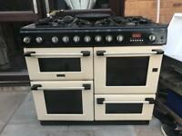 Cream Cannon Dual-Fuel Range Cooker... ** DELIVERY AVAILABLE **