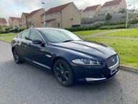 Jaguar XF 2012 2.2 Diesel, 4dr Saloon 2179cc Automatic First registered: 29/10/2012 £92k miles