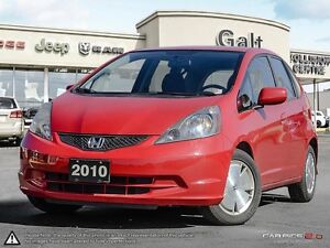 2010 Honda Fit LX | CRUISE CONTOL | LOCAL TRADE IN |