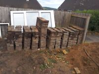 Block paving ( bargain )