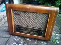 Vintage Cambridge Radio