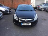 Vauxhall Corsa 1.2 i 16v Life 5dr SV-HISTORY