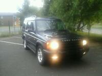 Land Rover Discovery 2 TD5 ES 2001