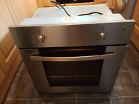 Proline intergrated oven