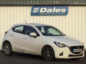 Mazda 2 1.5 SE-L 5dr (white) 2016