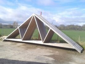 Roof Trusses for sale suit Garage, Shed,House