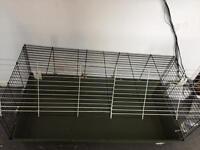 Indoor cage