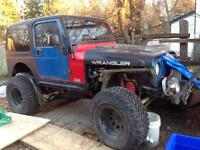 99 tj 06 tub lots parts