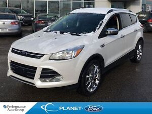 2016 Ford Escape SE MOONROOF PARTIAL LEATHER 19 INCH ALLOY WHEEL