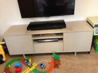 Ikea high gloss tv cabinet